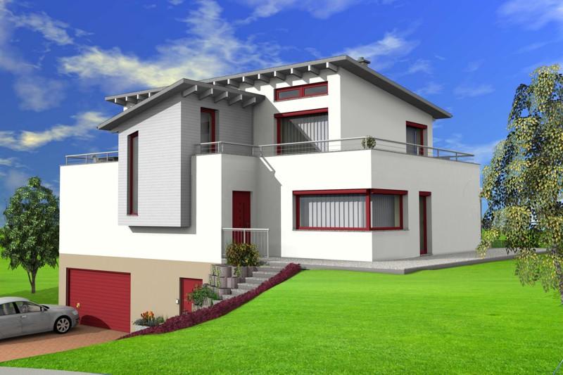 galerie arcon visuelle architektur. Black Bedroom Furniture Sets. Home Design Ideas